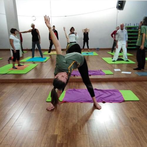 yoga parco kolbe
