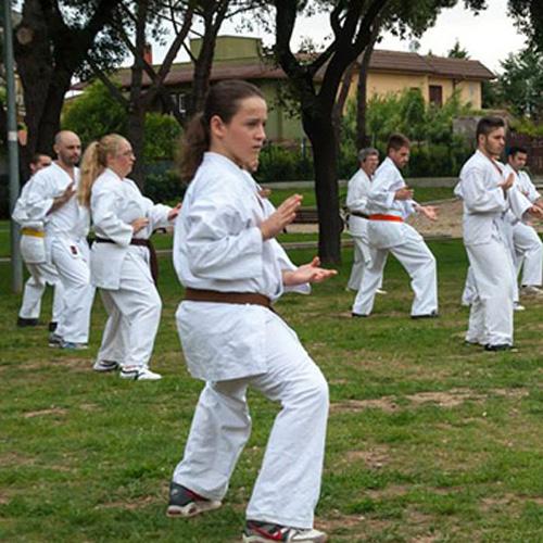lezioni arti marziali Italiana Fitness