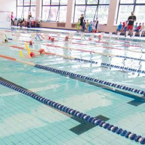 scuola nuoto parco kolbe