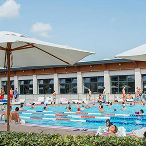piscina esterna parco kolbe