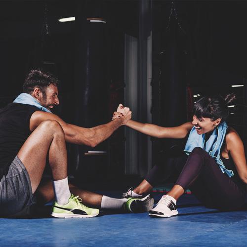personal trainer 3 sedute coppia